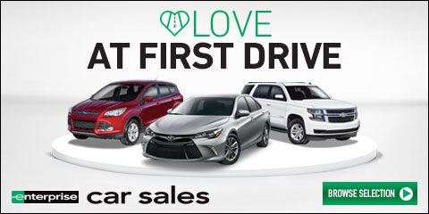 Love At First Drive - Car Sale Enterprise